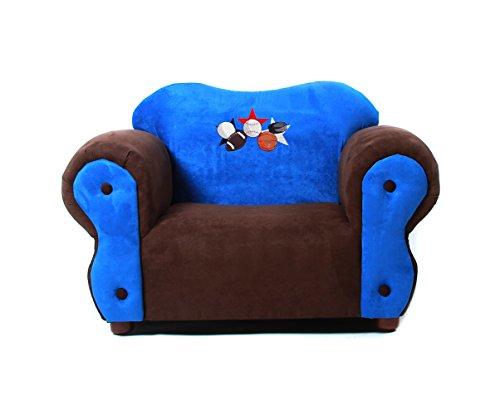 KEET Comfy Kid's Chair, Sports by Keet