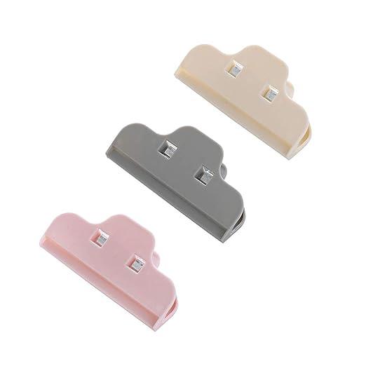 Encoco Clips de plástico para bolsas de chips, clip de ...