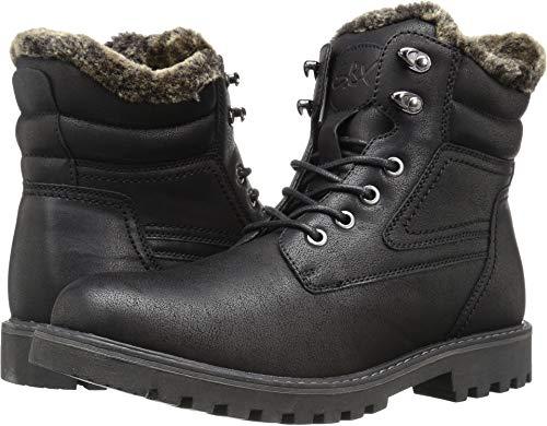 GBX Men's Lorcan Ankle Boot, Black, 10.5 M US