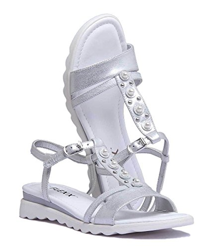 Sandales Silver Femme The Flexx pour CO1CPp