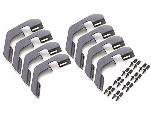 Lund 22908783 Crossroads Running Board Kit For 2009 2015 5 Dodge Ram 1500 2009 2018 Ram 2500 3500 With Crew Cab