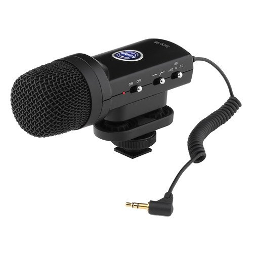 Senal SCS-98 DSLR/Video Stereo Microphone by Senal