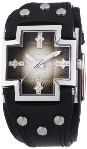 Police Women's PL-11598MS/02 Glory-X Black Dial Watch