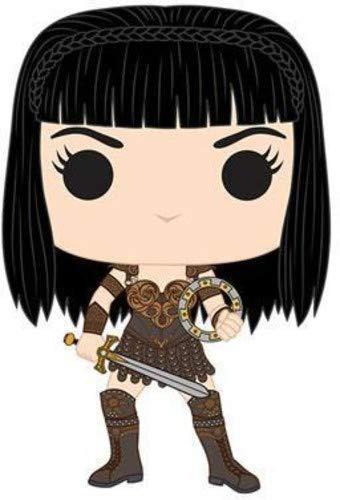 0889698403573 Xena Pop 10cm Funko Figurine Xena Warrior Princess Tv