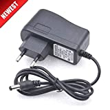 HBK 19V/0.6A EU Plug Charger Adaptor Vacuum Cleaner Parts for...