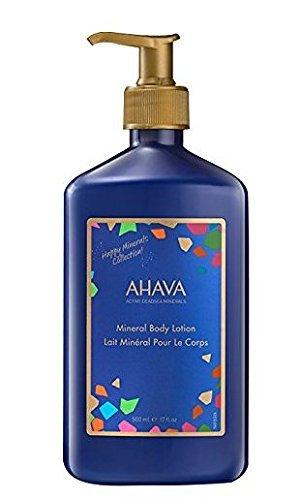 - AHAVA Holiday Minerals Body Lotion, 17 Oz / 500 ML