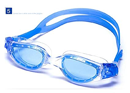 Home Improvement Waterproof Anti-fog Glasses Uv Protection Hd Swimming Goggles Eyewear 5 Color