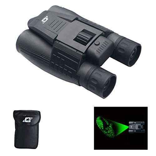 Cheap Cassini 10x Green Laser Day/Night Binocular with Case