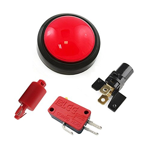 the red button - 9