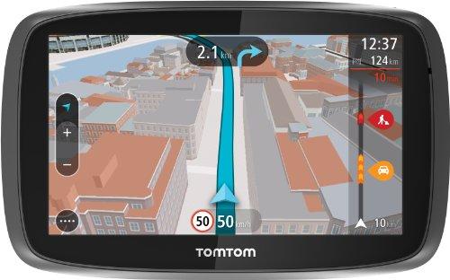 Navigation GPS TOMTOM GO500 NOIR EUROPE 45 PAYS CARTE A VIE