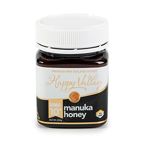 Price comparison product image Happy Valley UMF 10+ Manuka Honey,  250g (8.8oz)