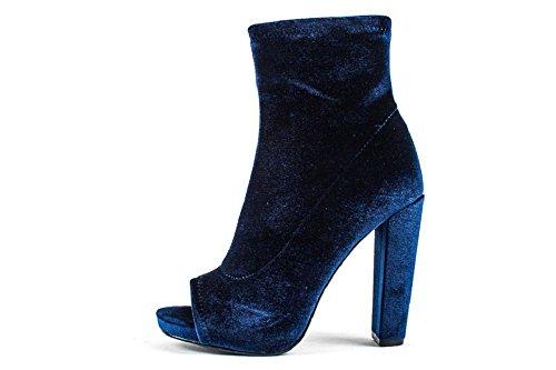 Steve Madden - Zapatillas para deportes de exterior para mujer Azul navy 36 Navy