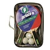 Prince 4 Player Table Tennis Set with Carry Bag