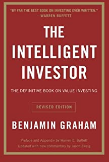 The Intelligent Investor: The Definitive Book on Value Investing (0060555661) | Amazon Products