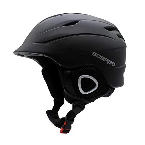 Casco de Esquí, L/XL Winter Mountain Bike Skate Snow Helmet EPS Ski Snowboard Helmet, Multi Sport Ski & Snowboard/Bike &...
