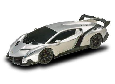 Amazon Com Xq Toys 1 18 Scale R C Lamborghini Veneno Supercar Radio