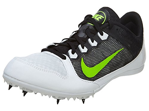 Nike Zoom Rival MD 7 Sprint Racing Running Shoes, Sneakers (616312-103) (mens 7, women's 8.5)
