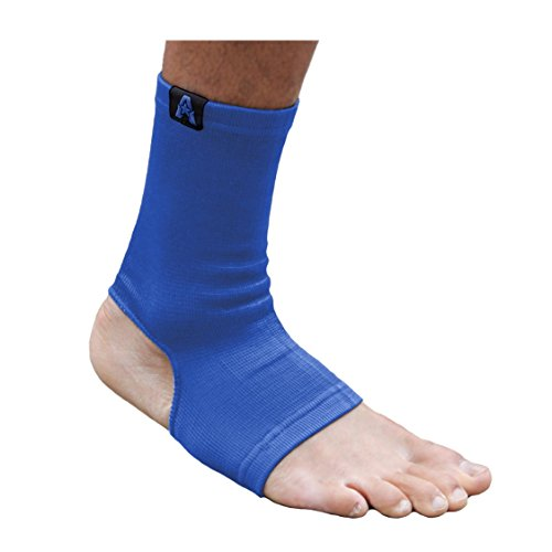 (Anthem Athletics New Raptor Ankle Supports - Muay Thai, Kickboxing, Boxing, MMA - Blue )