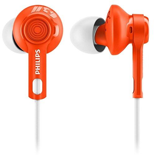 Philips SHQ2300 Action Fit Sports Sweat proof In-Ear Earphone (Philips Personal Audio Earphones)