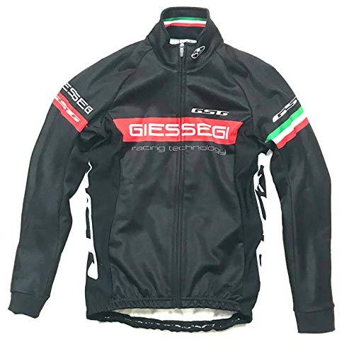 GSG RT-G II Jacket ブラック/レッド L(G8W-RTG-JK-BR-L)   B07J1K9ZST