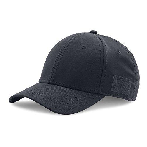 - Under Armour Men's Friend Or Foe Stretch Fit Cap, Dark Navy Blue (465)/Dark Navy Blue, Medium/Large
