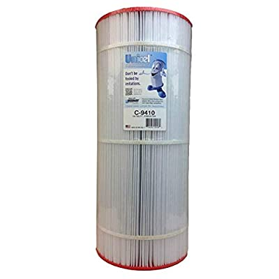 Unicel C-9410 100 Sq. Ft. Swimming Pool and Spa Replacement Filter Cartridge for Pentair R173215, American Pool 59054200, Pac Fab 59054200, Sta Rite R173215 : Swimming Pool Cartridge Filter Inserts : Garden & Outdoor