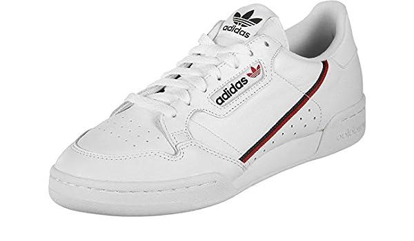 adidas Continental 80, Zapatillas de Gimnasia para Hombre: Amazon.es: Zapatos y complementos