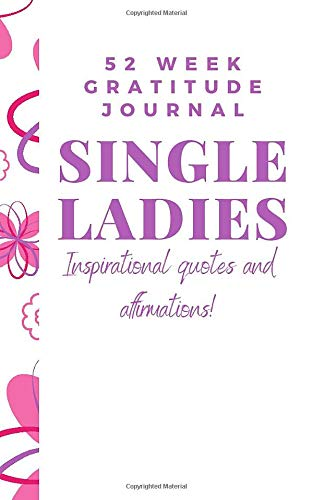 com single ladies week gratitude journal