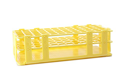 TEST TUBE RACK PLASTIC For 60 tubes (Steam Test)