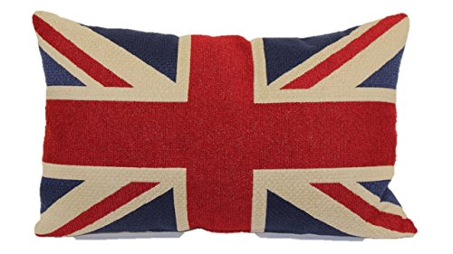 (Brentwood Originals Tapestry Toss Pillow, Union)