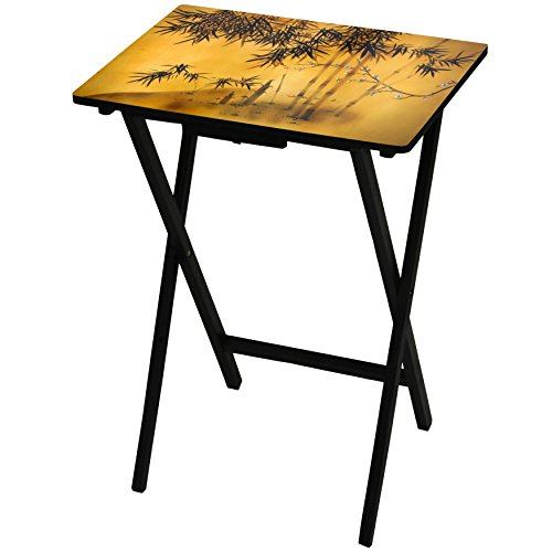 Oriental Furniture Bamboo Tree TV Tray by ORIENTAL FURNITURE