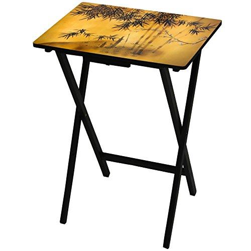 Oriental Furniture Bamboo Tree TV Tray by ORIENTAL FURNITURE