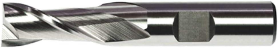 Alfa Tools SE151321 15//16X3//4 Hs 2 Flute Single End Mill