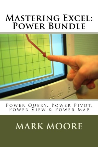 Mastering Excel: Power Pack Bundle Front Cover