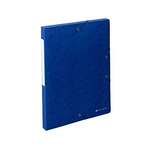 conf.8 Exacompta 50702E blu 2,5 cm Cartelle archivio box Nature Future SCOTTEN Exacompta - codice 50702E