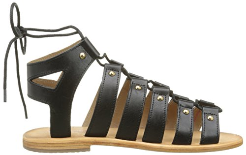 9da58d9b5edde Les Tropéziennes par M. Belarbi Women s Marilyn Spartiates Sandals Black  Size  7 UK  Amazon.co.uk  Shoes   Bags