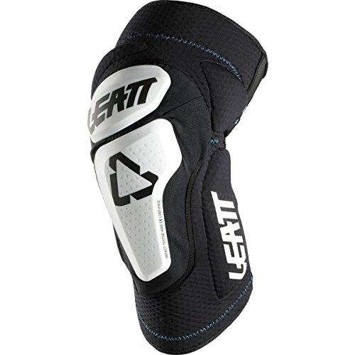 Leatt 3DF 6.0 Knee Guards-White/Black-L/XL by Leatt
