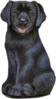 Black Lab Door Stop | Decorative Doorstopper | Dog Door Stop | Accent Decor | Great Gift for Lab Lovers