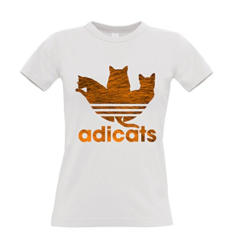 T-shirt donna Adicats