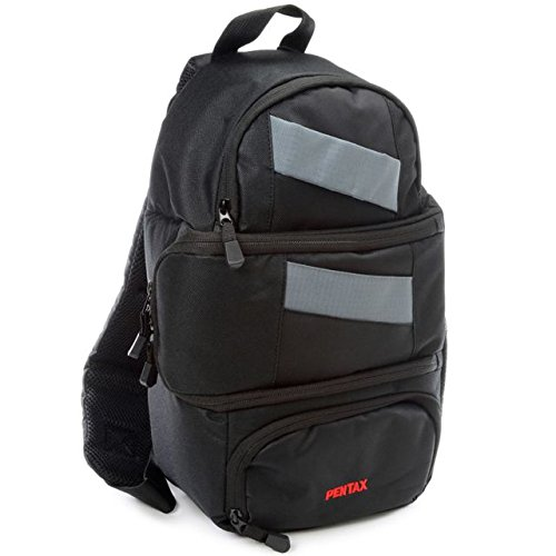 (Pentax 85231 DSLR Sling Bag 2 (Black))