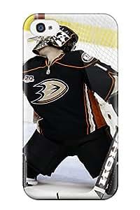 DanRobertse RUQaXCq7878Kjnfn Case For Iphone 4/4s With Nice Anaheim Ducks (66) Appearance