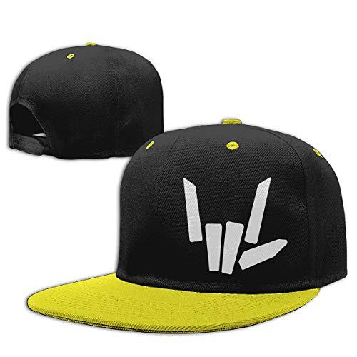 Baby Girl Baseball Cap Share Love Cotton Hip Hop Hat Yellow