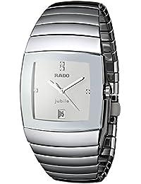 Mens R13719702 Sintra Jubile Analog Display Swiss Quartz Silver Watch. Rado