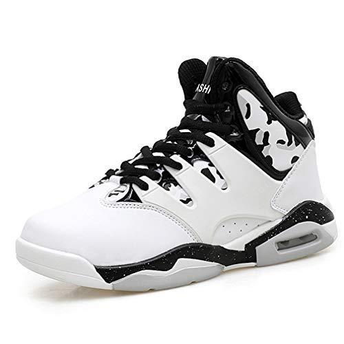 Alte In Microfibra Unisex B Training Suola E Fitness Gomma Passeggio Scarpe  Sneakers Lace Yan Da ... 3470c9ff22c