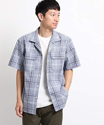 【吸水速乾/セオアルファ糸使用】さらさらオープンカラー半袖シャツ 61687601