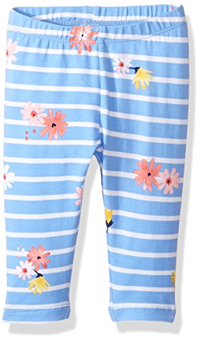 Gymboree Baby Toddler Girls Cute Little Spring Leggings  Faberge Blue  3T