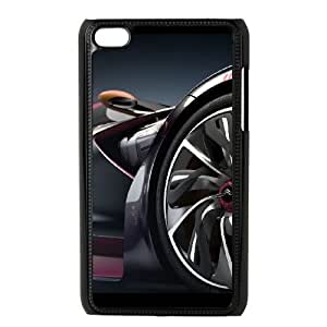 Citroen iPod Touch 4 Case Black U7L2RO