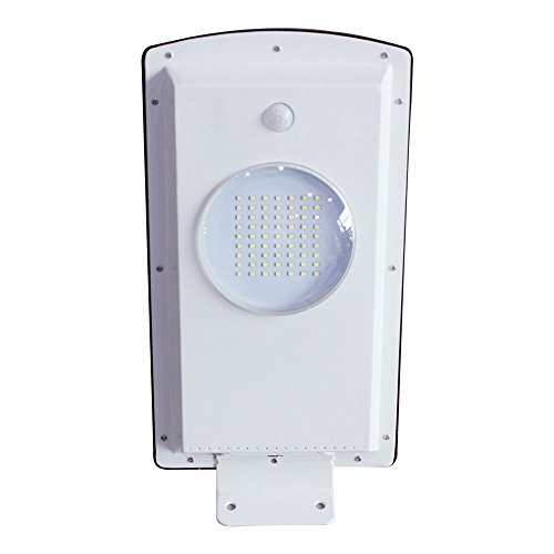 SolarLang Street Light, 5W LED Solar Light Up to 550 Lumen 10W Solar (Solar Str Light)