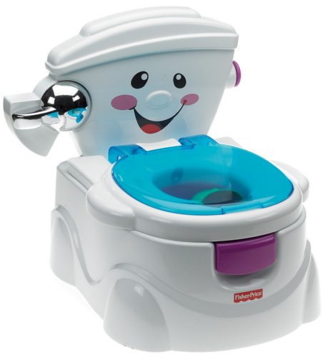 Fisher Price Cheer Potty Discontinued Manufacturer product image