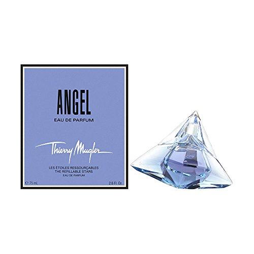 Thierry Mugler Angel for Women Refillable Star Eau de Parfum Spray, 2.6 Ounce ()